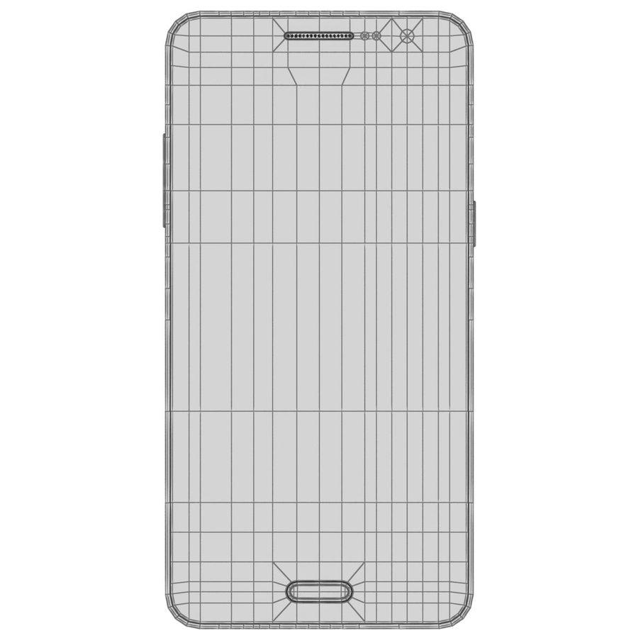 三星Galaxy Grand Prime royalty-free 3d model - Preview no. 27
