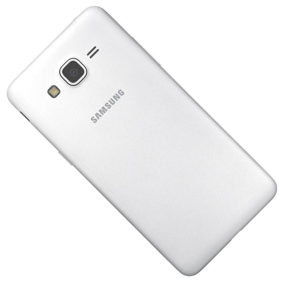 三星Galaxy Grand Prime royalty-free 3d model - Preview no. 22