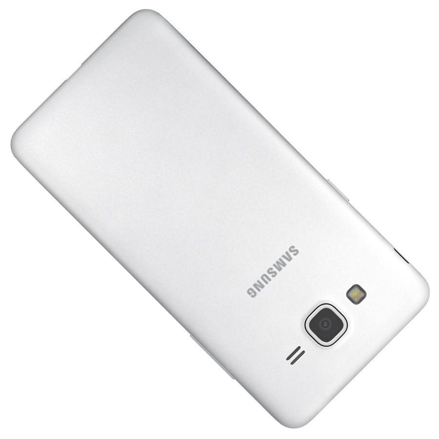 三星Galaxy Grand Prime royalty-free 3d model - Preview no. 20