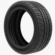 Goodyear Ultragrip Tires 3d model