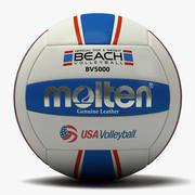 Molten Beach USA Volleyball 3d model