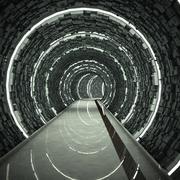 Tünel 3d model