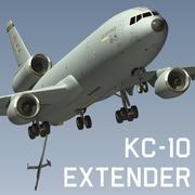 KC10 Extender 3d model
