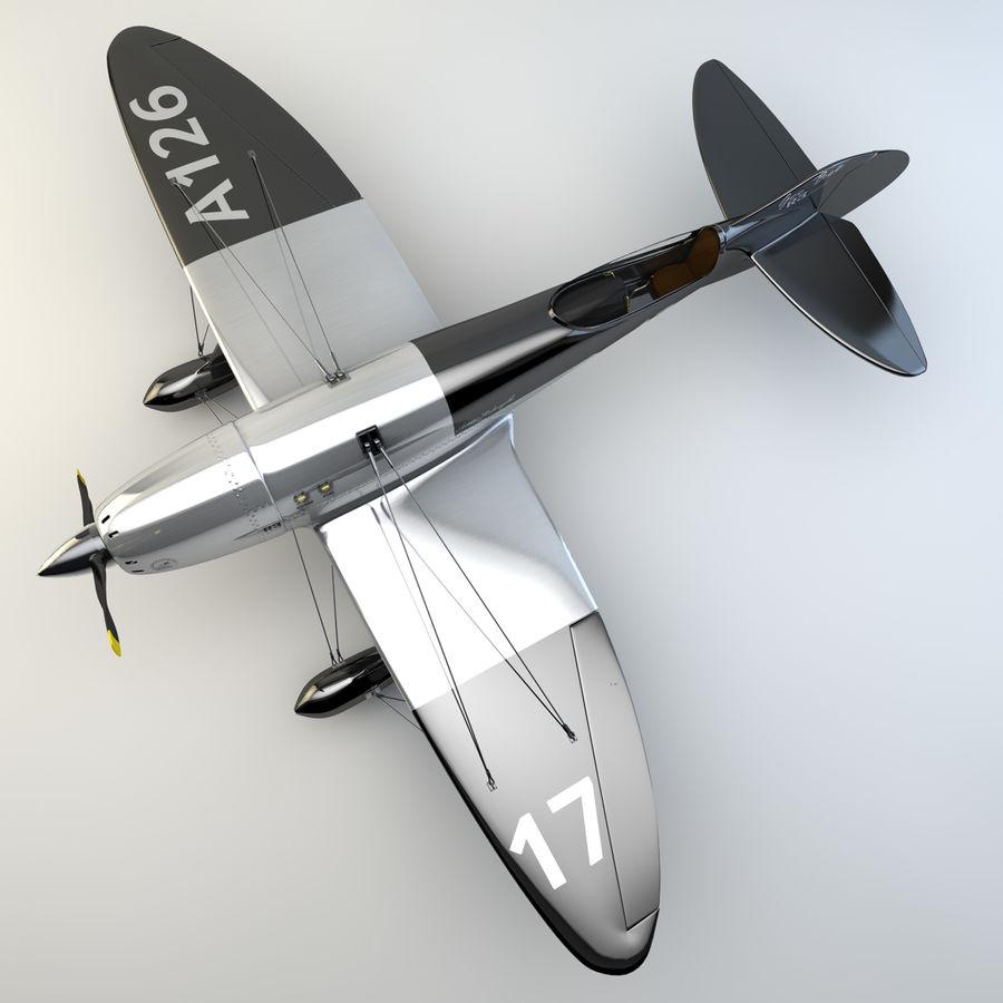Спорт Самолет royalty-free 3d model - Preview no. 5