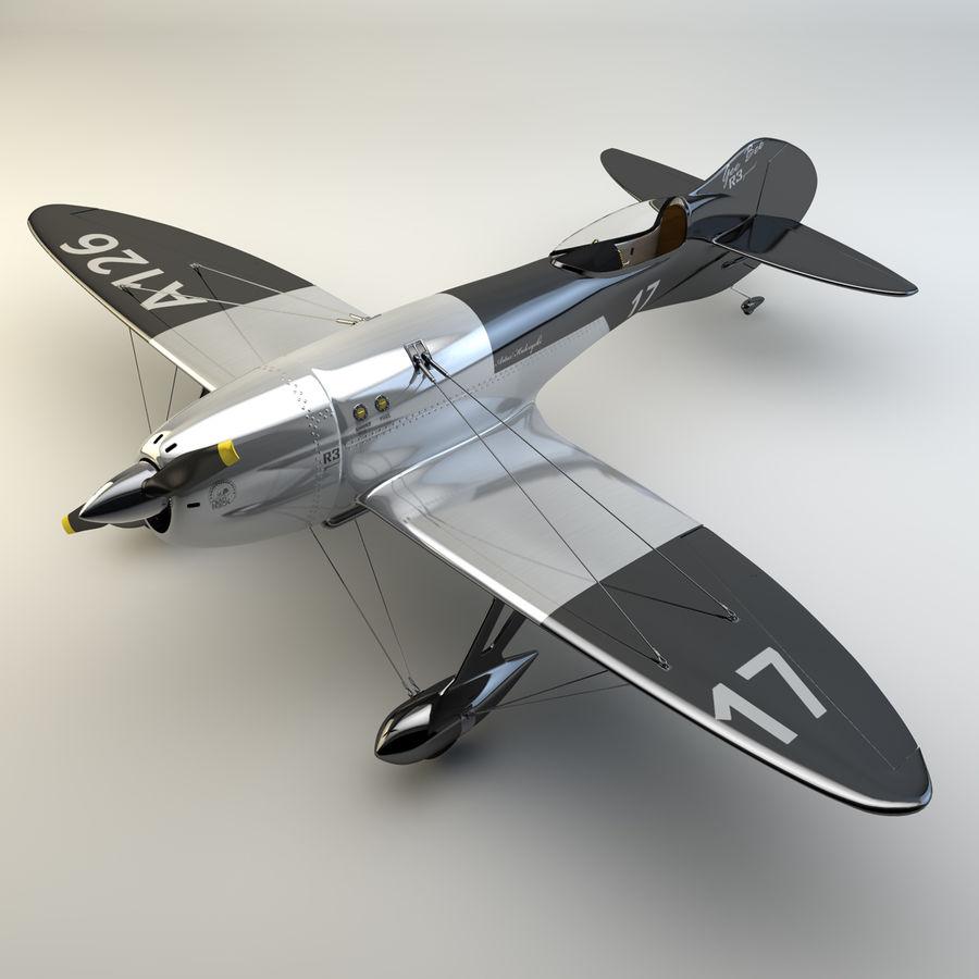 Спорт Самолет royalty-free 3d model - Preview no. 1