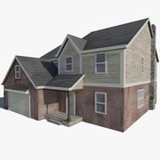House 3 3d model