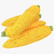 Corn 2 3d model
