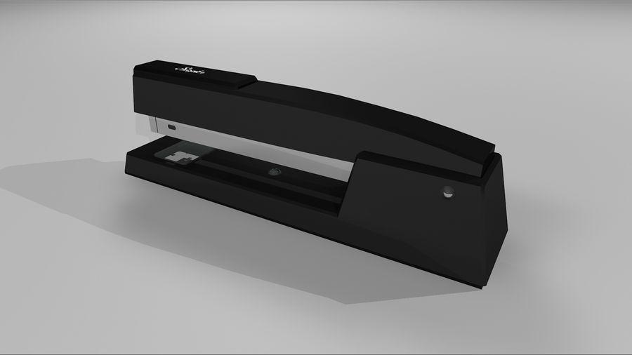 订书机 royalty-free 3d model - Preview no. 5