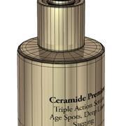 butelka produktu 3d model