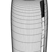 ürün şişesi 3d model