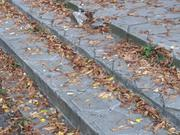 Stairs - Autumn 3d model