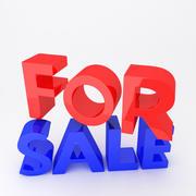 For Sale 3d model