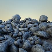Rocks Debris 2 3d model