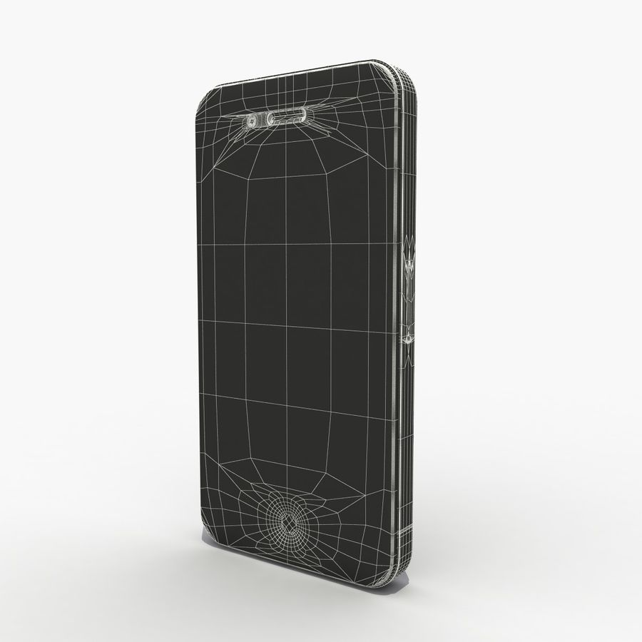 Iphone royalty-free 3d model - Preview no. 8