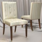 艾迪生餐椅 3d model
