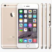 iPhone 6 s modelo 3d