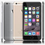 iPhone 6 s 3d model