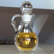 Syrup Jar 3d model