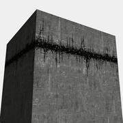 box_sci-fi 3d model
