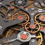 Regarder le mécanisme v2 3d model