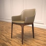 Guest Chair 3d model