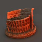 COLLISEUM ROME 3d model