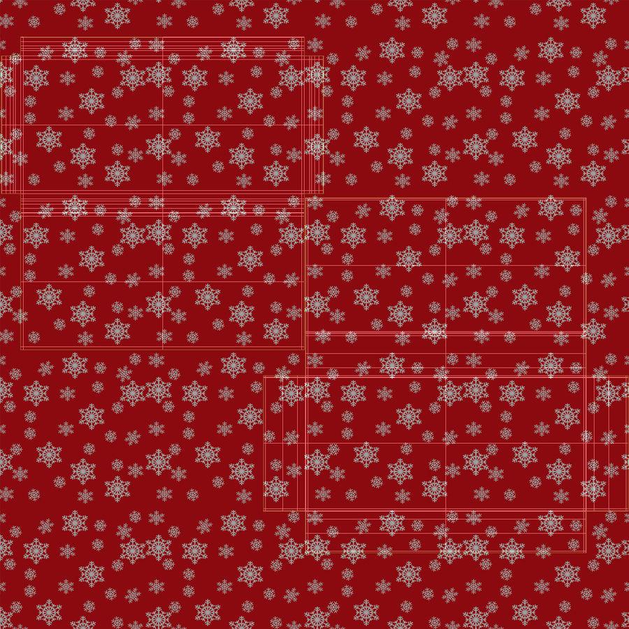 Geschenkboxen Rot royalty-free 3d model - Preview no. 26
