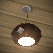 Archirivolto Murano Due Deluxe 50S upphängningslampa 3d model