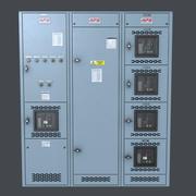 Nieprzerwana dostawa energii 3d model