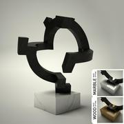 Sculpture #27 3d model