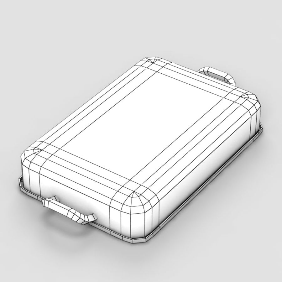 Plateau royalty-free 3d model - Preview no. 7