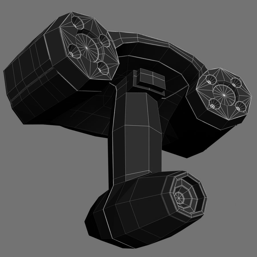 3D-scanner royalty-free 3d model - Preview no. 9