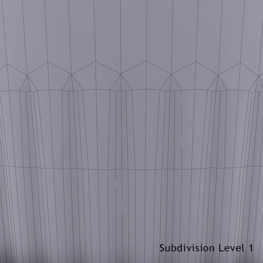 카푸치노 royalty-free 3d model - Preview no. 15