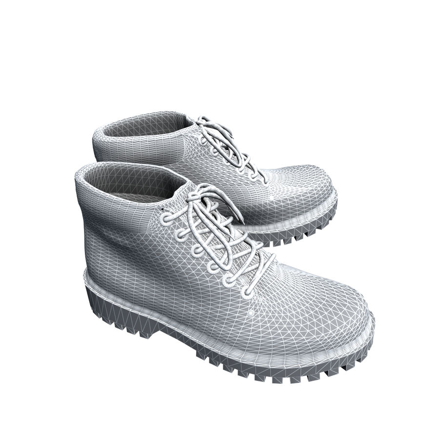 Stiefel royalty-free 3d model - Preview no. 8