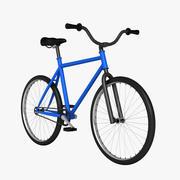 Bicicleta genérica 3d model