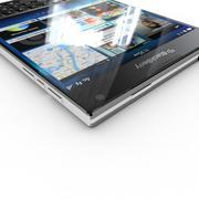 BlackBerry-paspoort 3d model
