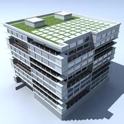 高楼 3d model
