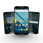Motorola Moto X 2nd Generation 3d model