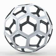 Футбольный мяч C 3d model