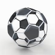 Soccerball wire B 3d model