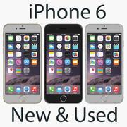 苹果iPhone 6 3d model