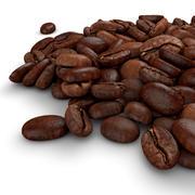 Pile of Beans 3d model
