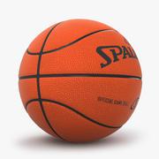 Baloncesto Spalding modelo 3d