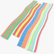 Multicolor Gummy 3d model