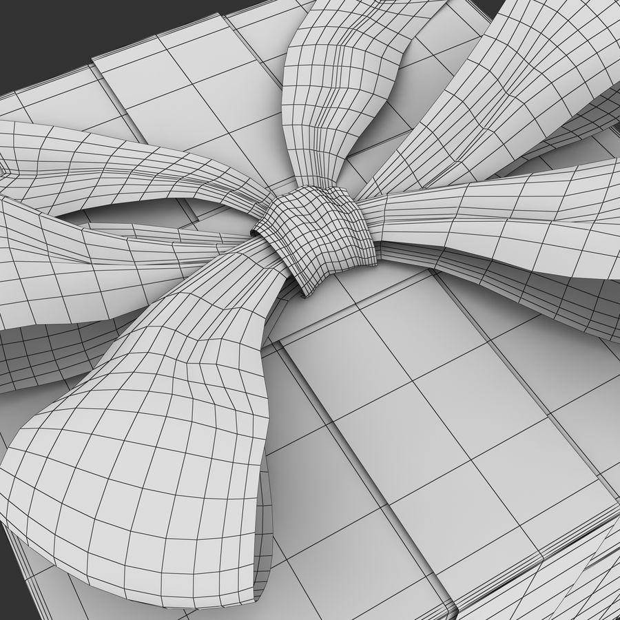 ギフト用の箱 royalty-free 3d model - Preview no. 10