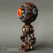 Robot(1) 3d model