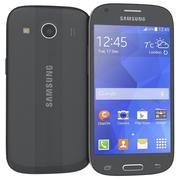 Samsung Galaxy Ace Style Lte Grey 3d model
