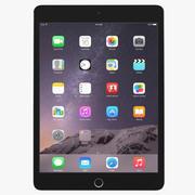 Apple iPad Mini 3 Espaço Cinzento 3d model