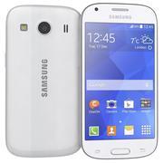 Samsung Galaxy Ace Style Lte bianco 3d model