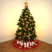 Albero di Natale 3d model